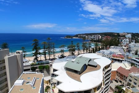 Stunning Manly Beach views - 906 Manly National