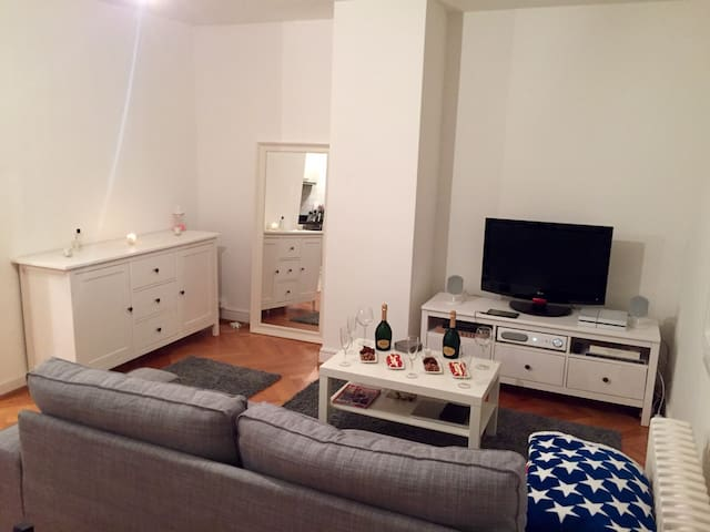 Appartement Geneve - Chêne-Bougeries - Apartament