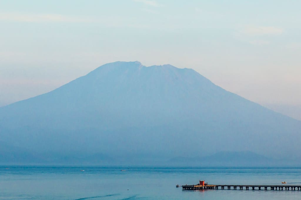 Mount Gunung Agung