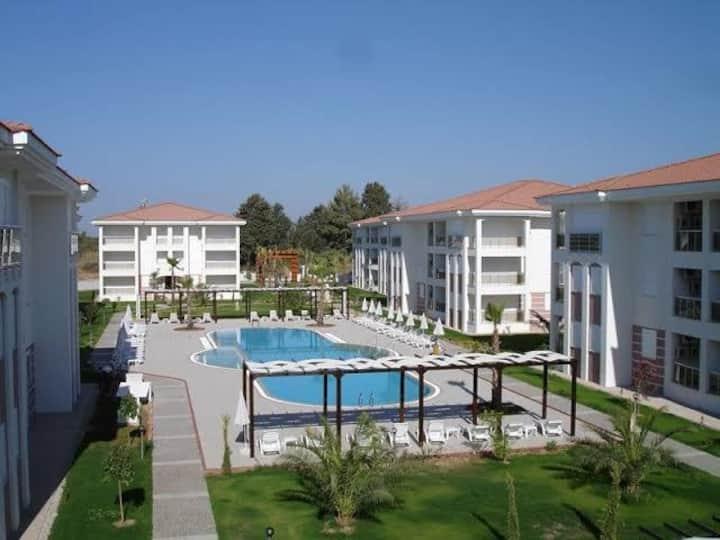 Antalya side kumköy ılıca tüm ev