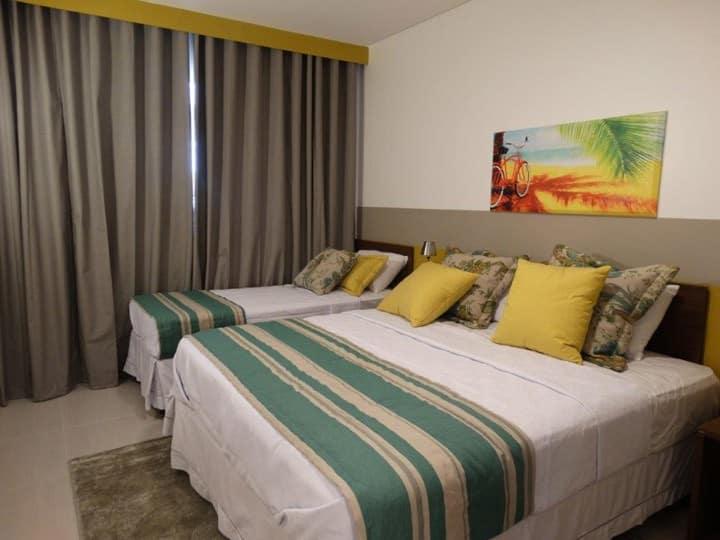 Enjoy Olímpia Park Resort (Apartamento / Flat)