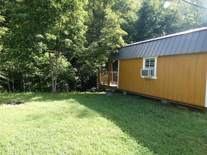 Riverside Camping Cabin #3