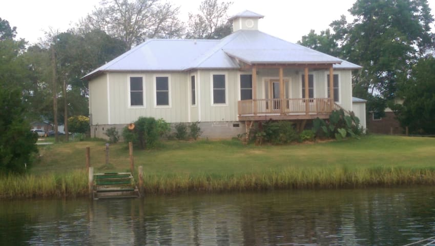 Upgraded House on Laird Bayou in Panama City