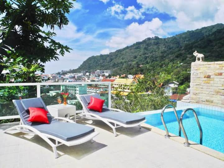 Private Pool 2 Bedrooms close to Patong Beach