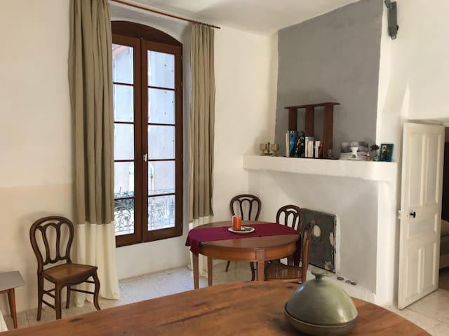 Charmant appartement  LA CATICHE DE LOUTRE à Sauve