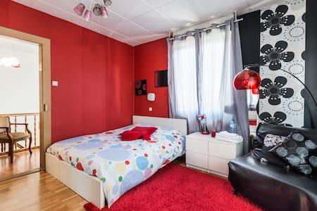 Chambre N°2 dans maison chaleureuse - Strasbourg, Oberhausbergen