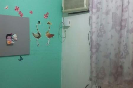 Quarto com ar condicionado e Wifi - Rio de Janeiro - Talo