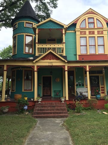 Captain Harris House - Memphis - Daire