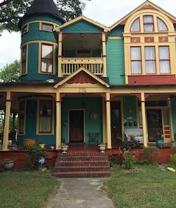 Captain Harris House - Memphis - Lakás