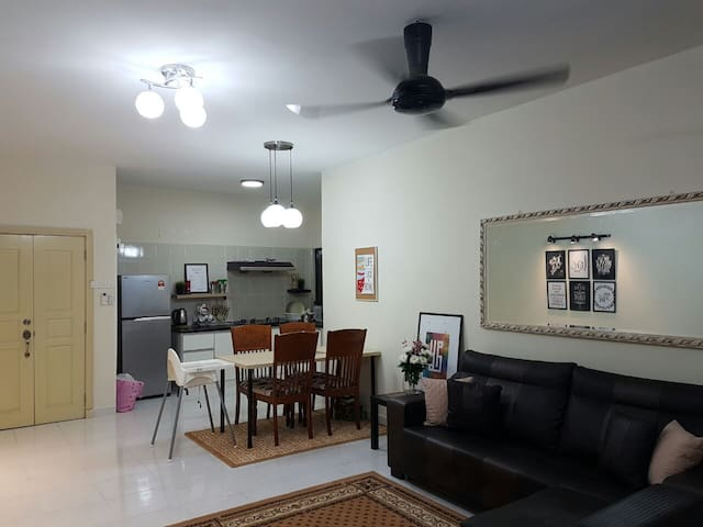 Kristal Villa Condominium - Kajang - Apartment