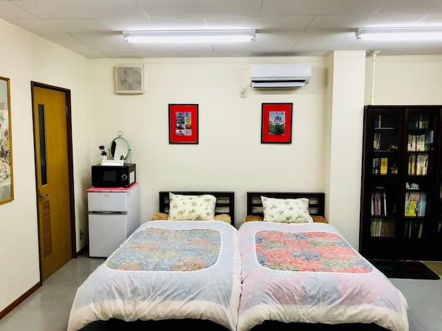 Inuyama luxury room Priv bath Free WiFi&Parking