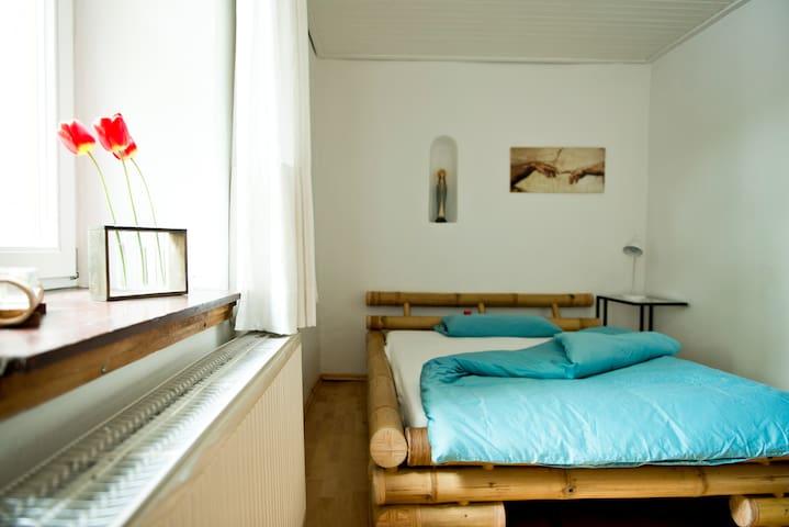 Wohnen in wunderschönem Ambiente. - Aglasterhausen - ที่พักพร้อมอาหารเช้า