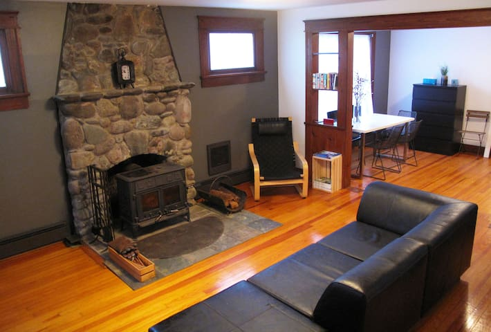 Catskill Mountains Country Ski Stay - Phoenicia