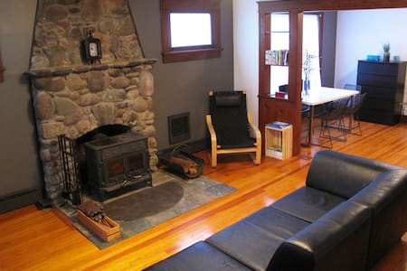 Catskill Mountains Country Ski Stay - 腓尼基(Phoenicia) - 獨棟