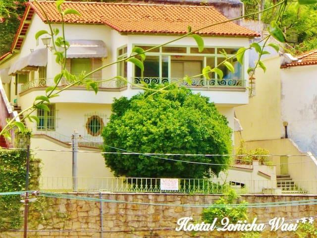 Casa Qoñicha Wasi - Rio de Janeiro