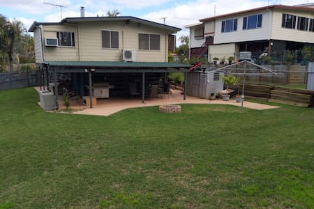 Room in warm Queenslander house available.