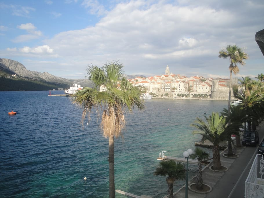 Room view 1 (Korcula Old Town)