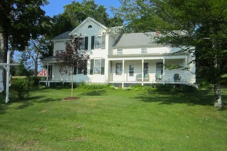 5 Bdm House near Okemo Ski Resort - Mount Holly - Rumah