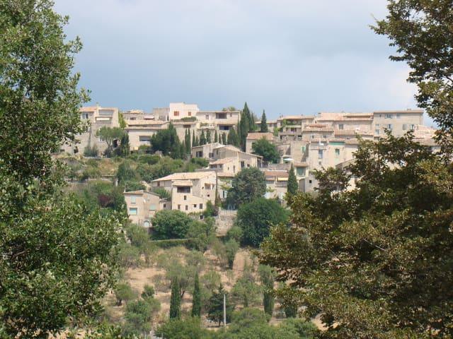 Séjour dans la campagne provençale - Lurs - Casa