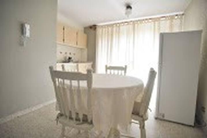 Apartamento dos habitaciones, excelente ubicación