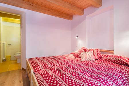 B&B in Valsesia close Monterosa - Scopello - ที่พักพร้อมอาหารเช้า