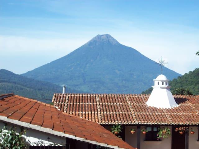 Near Antigua Guatemala - San Mateo Milpas Altas