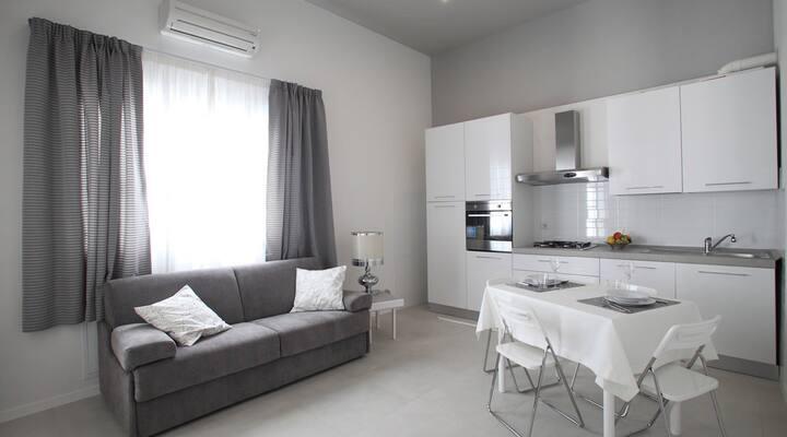 I Tigli appartamento Winter Empoli