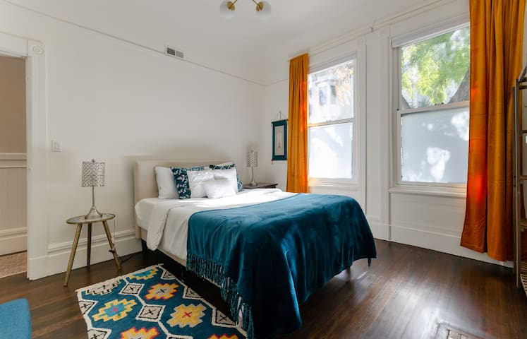 Pvt room in the heart of Castro/Dolores/Duboce