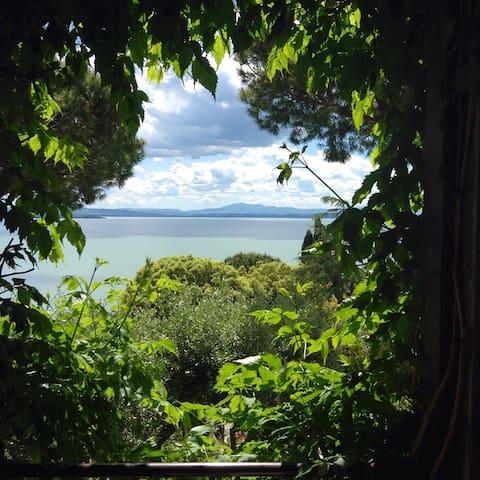Casa Luce natura, cultura, relax - Passignano Sul Trasimeno - Apartamento