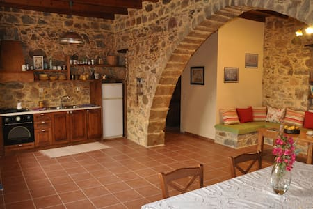 House in Organic ''Orgon farm'' [2]