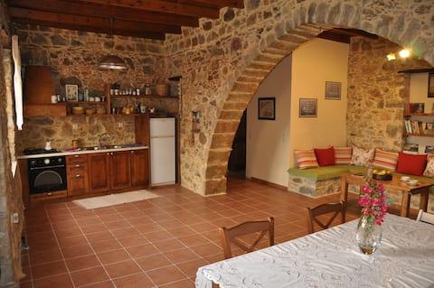 Huis in biologische 'Orgon Farm' [2]