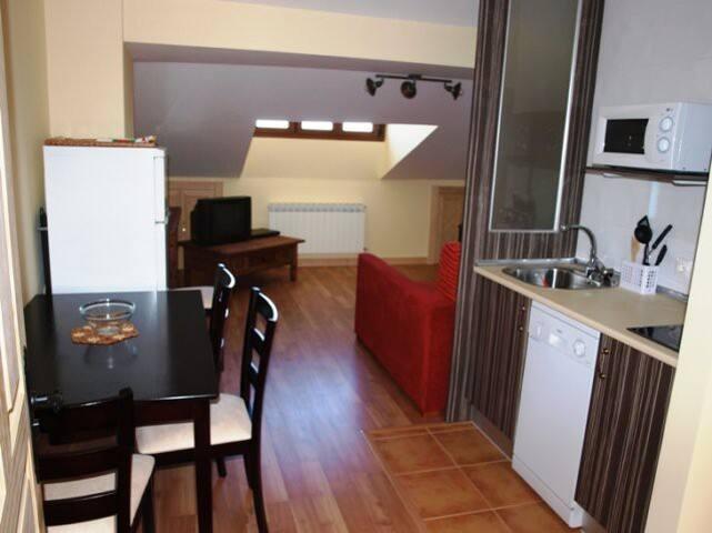 Apartamento rural cerca d Atapuerca