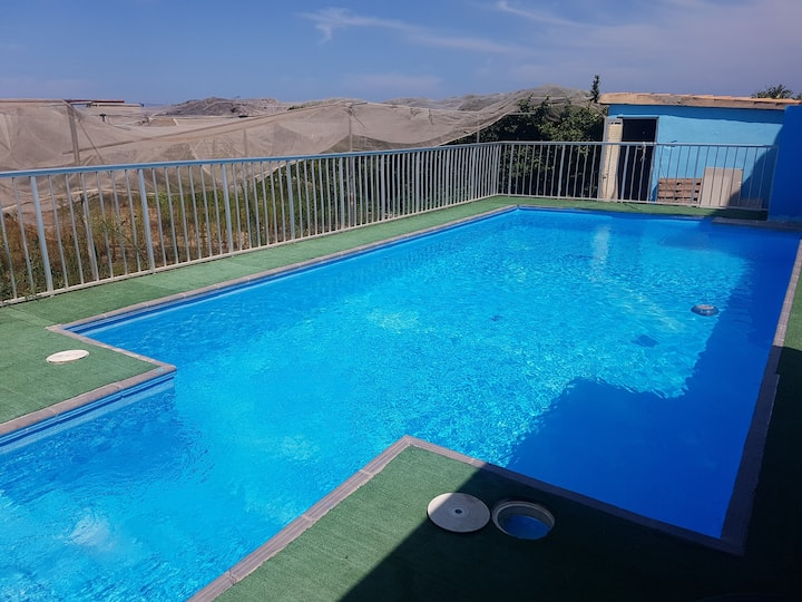 Villa Independiente C/Piscina Privada En La Playa