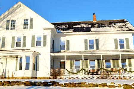 1860 Farm House - Stowe - Bed & Breakfast