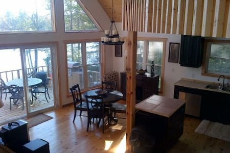 My Muskoka Lakehouse - Port Carling - Blockhütte