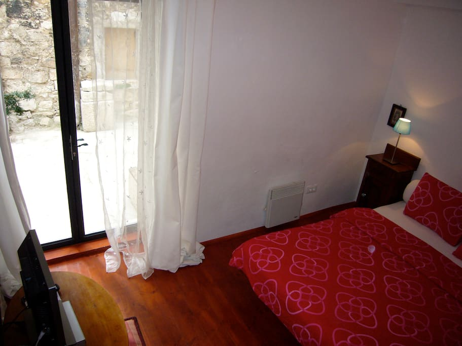 Double room on ground floor.
