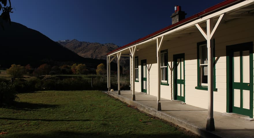 The Annexe...magic mountain views - Glenorchy - Casa
