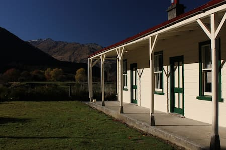 The Annexe...magic mountain views - Glenorchy - Huis