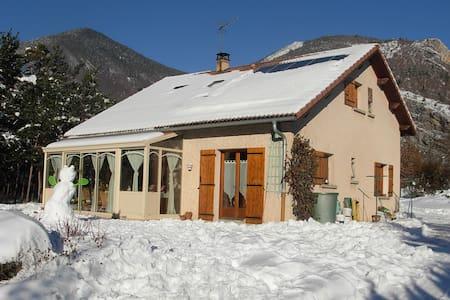 SEJOUR PROCHE DES STATIONS DE SKI - La Roche-des-Arnauds