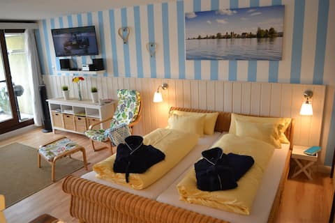 """Für Dein """"Seeherz"""": Apartment mit Pool, Sauna"""