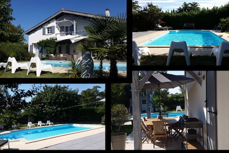 Maison de vacances Bordeaux - Pompignac