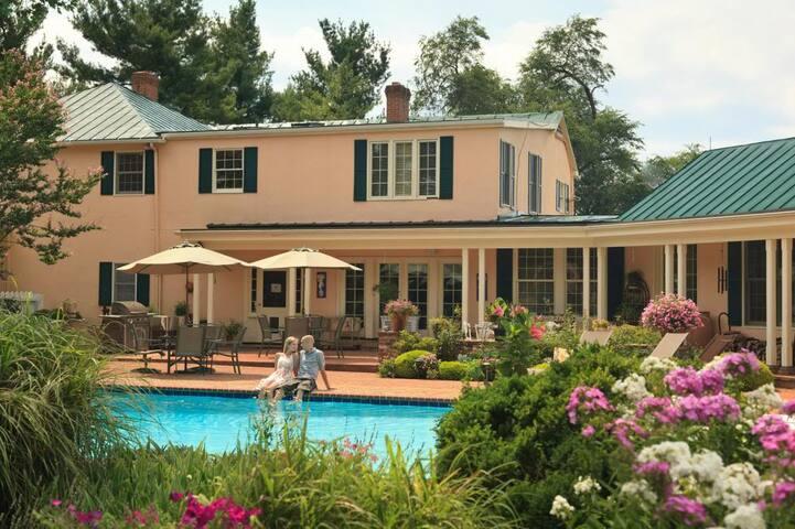 Villa La Campagnette - Boyce - Bed & Breakfast