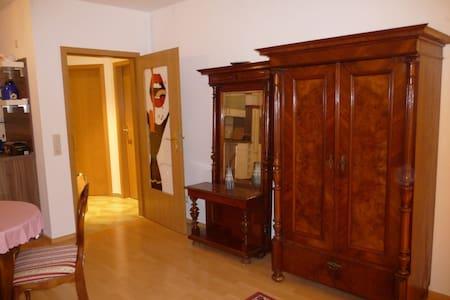 Schicke 1 Zi-Wohnung, zentral - Döbeln