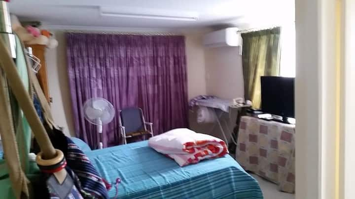Separate Large Room with en suite