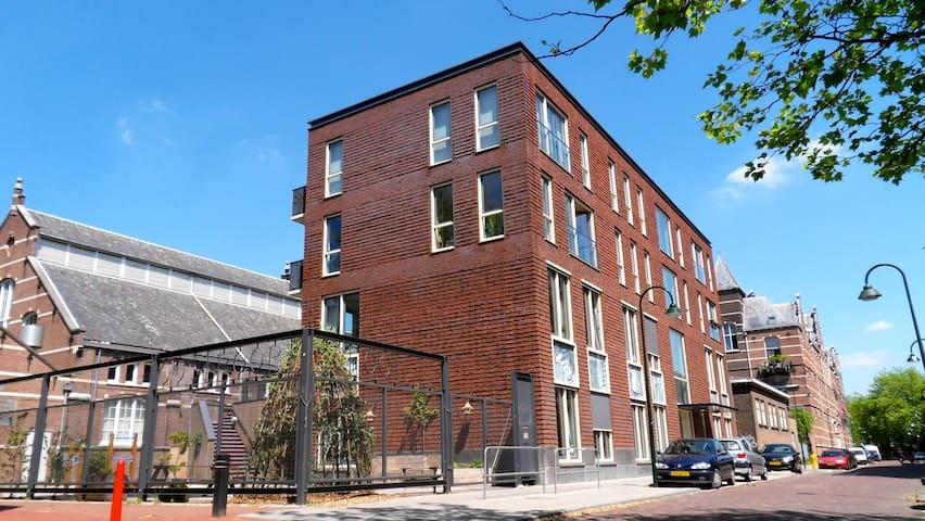 Luxury Apartment in centre Delft - Delft - Apartament