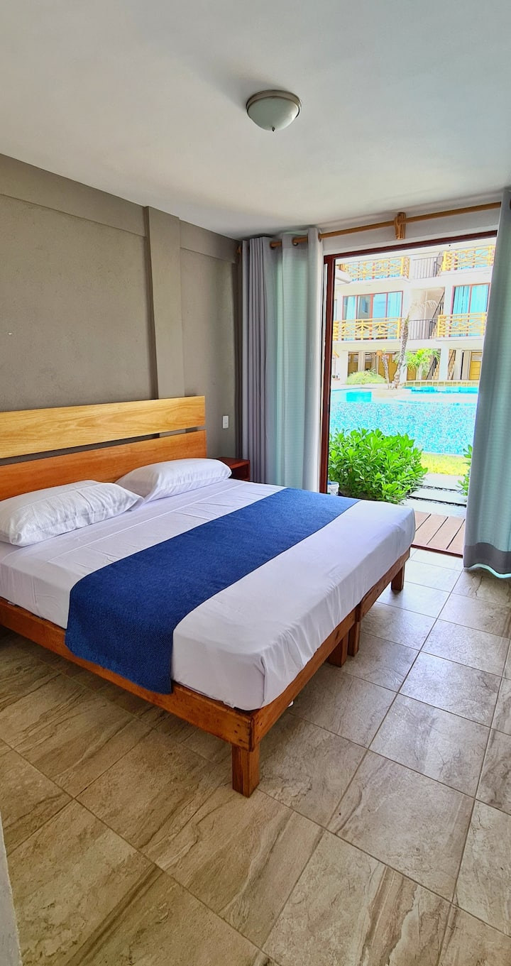 Hotel Casa Shula2  2 personas, a/a, playa, alberca