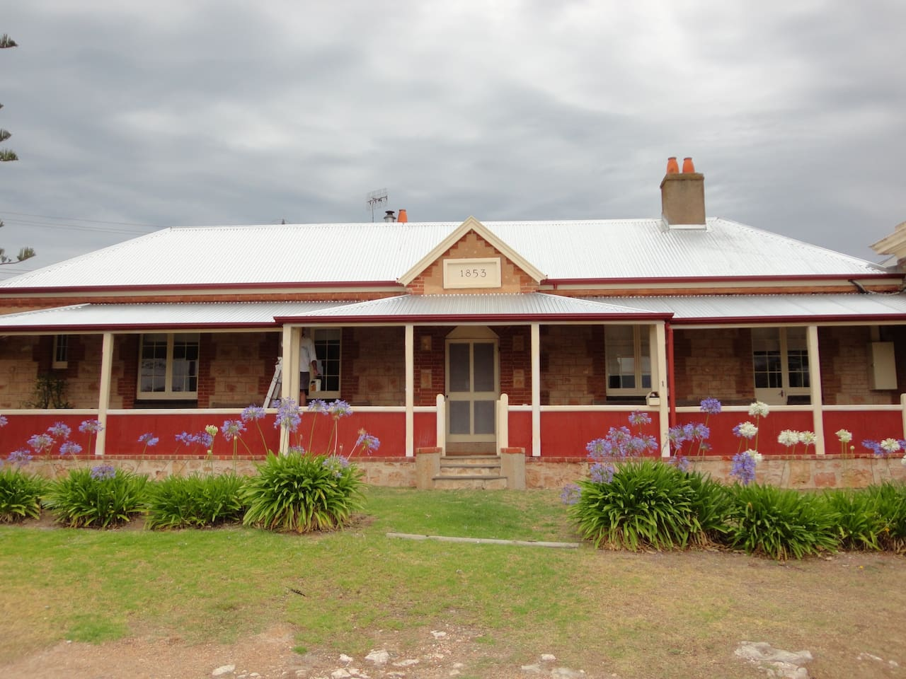 '1853' The Old Police Station