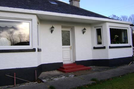 Twin Room, village B&B near Skye - Auchtertyre - Bed & Breakfast