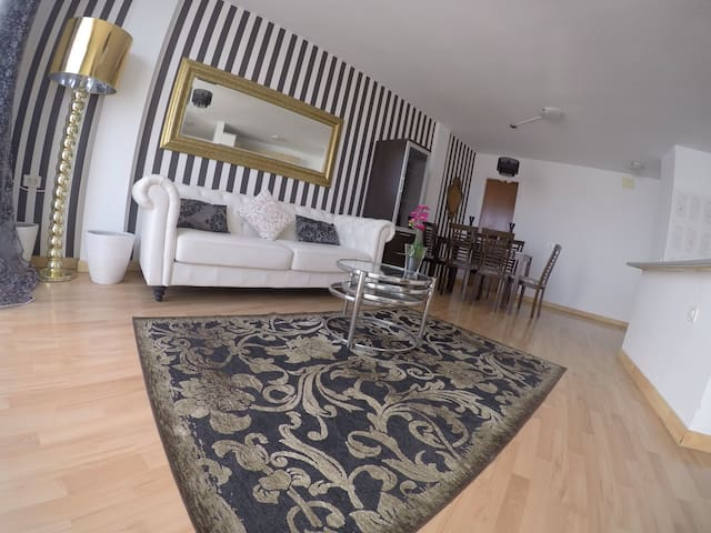Penthouse near sea south tenerife - Guia De Isora - Apartament