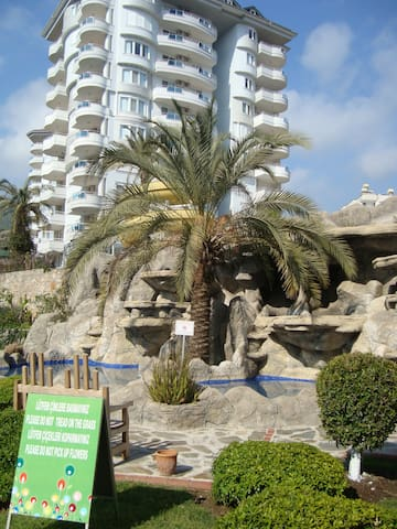 2+1 apartmnt Cikcilli Alanya Turkey - Alanya - Apartment